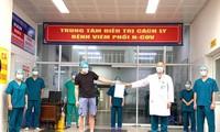 Covid-19 : 8 nouveaux patients guéris