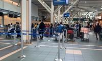 545 Vietnamiens rapatriés des États-Unis et de l'Europe