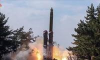 Séoul reporte son exercice de tir réel en mer à juin