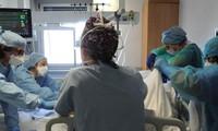 Coronavirus: le nombre de patients en réanimation continue de baisser en France