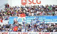 Football : le reprise du championnat vietnamien étonne et détonne