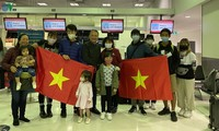Rapatriement de Vietnamiens d'Australie et de Nouvelle-Zélande