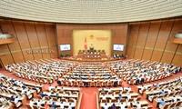 Assemblée nationale : 2e phase de la 9e session en séance plénière