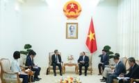 Nguyên Xuân Phuc: le Japon est toujours un partenaire de premier rang du Vietnam