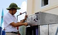 Trân Vu Thành et sa machine solaire à dessaler