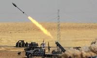 Irak: Une roquette s'abat sur la Zone verte, à Bagdad