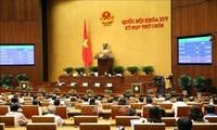 Dernière semaine de travail de l'Assemblée nationale