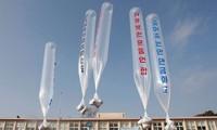 Pyongyang entend mener des représailles contre l'envoi de tracts par Séoul