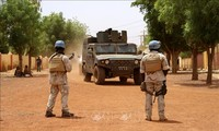 Au Nord du Mali, deux Casques bleus tués par des hommes armés dans une attaque