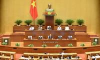 Neuvième session parlementaire: Journée du 16 juin