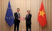Le Vietnam annonce à l'UE sa ratification de l'EVFTA et de l'EVIPA