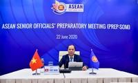 ASEAN: réunion préparatoire pour le 36e sommet