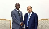 Nguyên Xuân Phuc reçoit le directeur sortant de la Banque mondiale