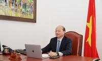 Le Vietnam participe à la visioconférence sur la sécurité nucléaire sur l'AIEA