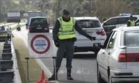 L'Espagne rouvre les routes et la frontière avec la France