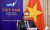 Le Vietnam soutient une solution pacifique au conflit israélo-palestinien