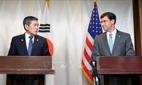 Les chefs des défenses sud-coréenne et américaine exhortent Pyongyang à respecter les accords de paix
