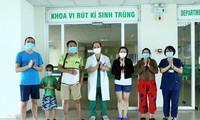 Covid-19: le Vietnam confirme cinq nouvelles guérisons