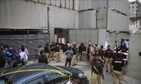 Pakistan: six morts dans une attaque contre la Bourse de Karachi