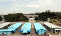 Le conseiller spécial à la sécurité nationale cherche à mettre en place des projets de coopération entre des villes des deux Corées