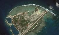 La communauté internationale soutient la libre navigation maritime en mer Orientale