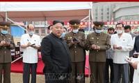 RPDC: Kim Jong-un a ordonné le licenciement des responsables d'un grand chantier