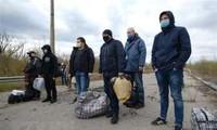 Ukraine : entrée en vigueur du cessez-le-feu dans l'Est du pays