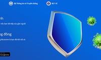 Covid-19: l'application Bluezone recommandée par le gouvernement