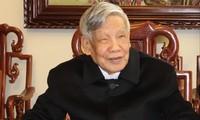 Les obsèques nationales de l'ancien secrétaire général du PCV Lê Kha Phiêu prévues les 14 et 15 août
