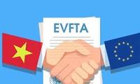 Le Premier ministre approuve le Plan de mise en oeuvre de l'EVFTA