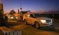Israël ferme le point de passage des marchandises vers Gaza