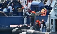 Traversées de la Manche : l'armée britannique renforce son soutien aux gardes-côtes