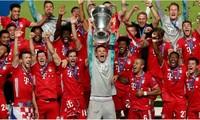 Ligue des champions: le Bayern Munich sur le toit de l'Europe