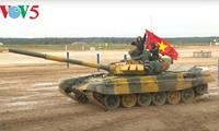 Army Games : les soldats de char vietnamiens arrivent premiers