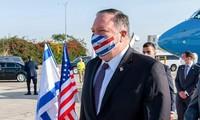 L'accord Israël/Émirats arabes unis au cœur de la visite de Pompeo à Jérusalem