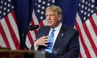 Présidentielle américaine: Melania Trump à la tribune de la convention républicaine