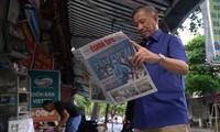 «Le journal papier a toujours sa place»
