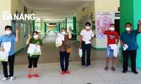 Covid-19: cinq malades guéris à l'hôpital de Pneumologie de Danang