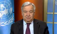L'ONU célèbre son 75e anniversaire dans un contexte de crise sanitaire