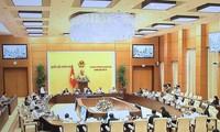 Ouverture de la 49e session du comité permanent de l'Assemblée nationale