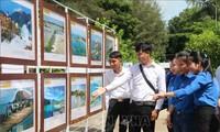 L'exposition «Hoang Sa, Truong Sa-les preuves historiques» à Trà Vinh