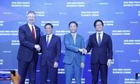 Promouvoir la coopération entre entreprises dans la région Indo-Pacifique
