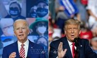 Présidentielle américaine: Dernier jour de campagne pour Donald Trump et Joe Biden