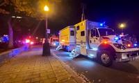 Canada: Attaque à l'arme blanche dans la nuit d'Halloween au Vieux-Québec