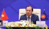 Réunion préparatoire du 37e sommet de l'ASEAN