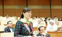 Assemblée nationale: adoption de la Résolution sur le budget prévisionnel de l'État pour 2021