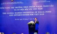Exploiter le marché potentiel de l'alimentation halal