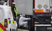 Camion charnier en Angleterre: deux accusés reconnus coupables d'homicide involontaire