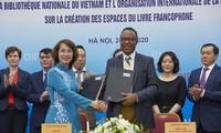 De nouveaux espaces dédiés aux livres francophones au Vietnam