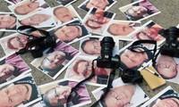 En 2020, 50 journalistes tués dans le monde, dont la plupart dans des pays en paix